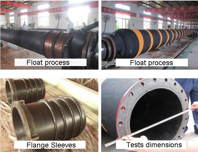 Floating Marine fuel hose