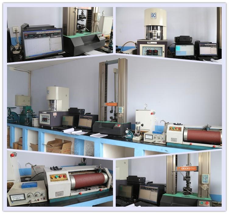 Laboratory of Floating Marine fuel hose