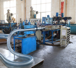 pvc-steel-wire-hose-workshop