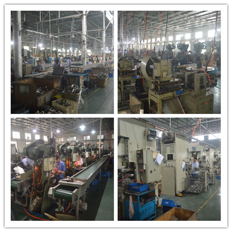 clamps factory