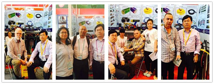 rubber & pvc exhibition 118 canton fair
