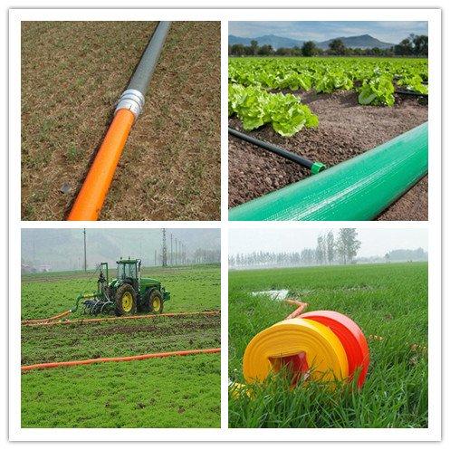 pvc-lay-flat-hose-application