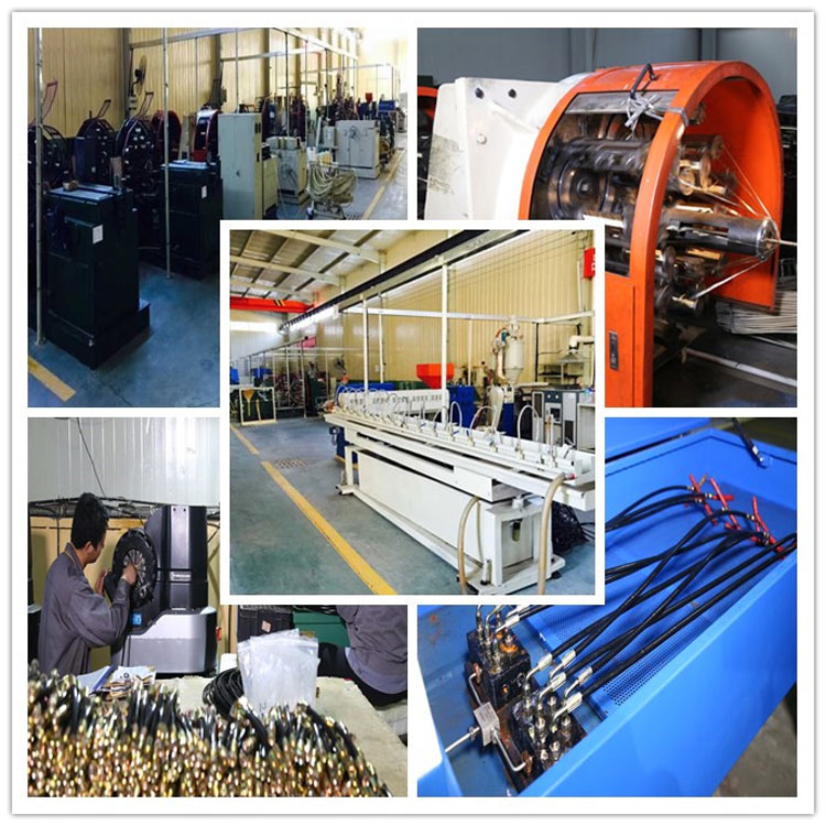 Thermoplastic-hose-factory
