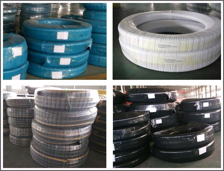 rubber food discharge hose package